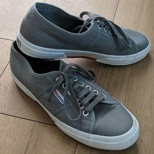 Superga Classic Cotu Sneaker - Grey Sage